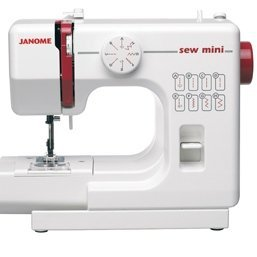Janome Sew Mini 2-Stitch Sewing Machine