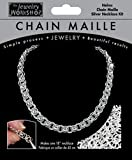 Midwest Products Chain Maille Silver Helms Necklace Jewelry Kit