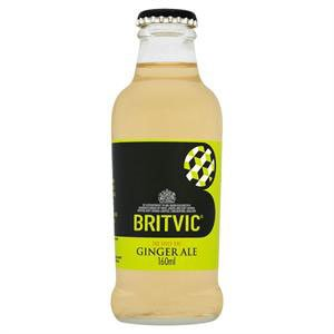 Britvic Ginger Ale (24 x 160ml)