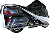 Extra Large Cover for Touring & Full Dress Cruiser Motorcycles with Fairings or Bags