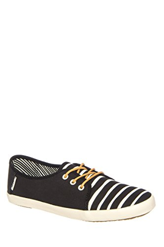 Tazie Mid Stripe Low Top Sneaker