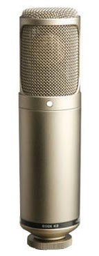 Rode K2 Tube Vocal Microphone