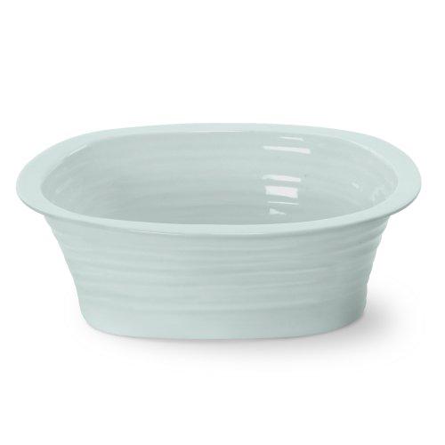 Portmeirion Sophie Conran Celadon Rectangular Pie Dish