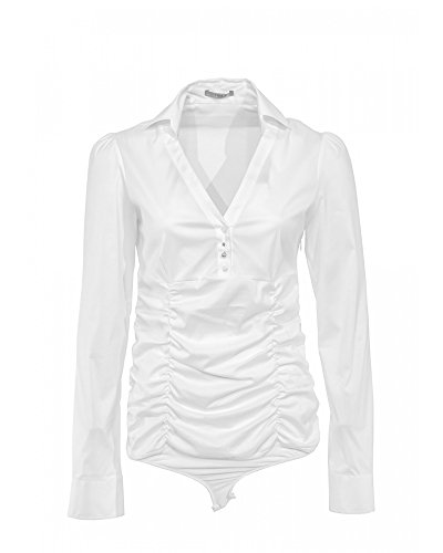 TOY G. Camicia body con cerniera laterale (46)