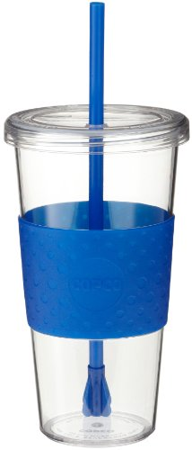 Drink Cup With Straw front-394565