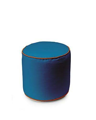 13 Casa Poef Moderno blauw