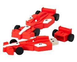 8 Gb Usb Flash Drive Racing Car by DL-Elektronik24
