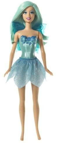 Barbie Fairytopia Purple Fairy Doll - 1
