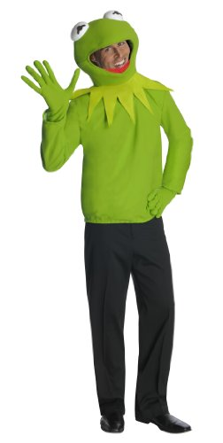 The Muppets Kermit Costume