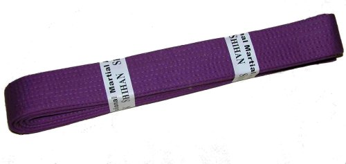 Karate Belt PURPLE - Junior [Misc.]