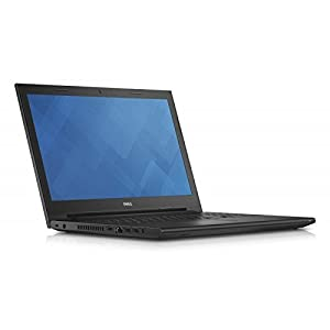 Dell Inspiron 3542 15.6-inch Laptop (Core i3-4005U/4GB/500GB HDD/Linux/Integrated Graphics), Black