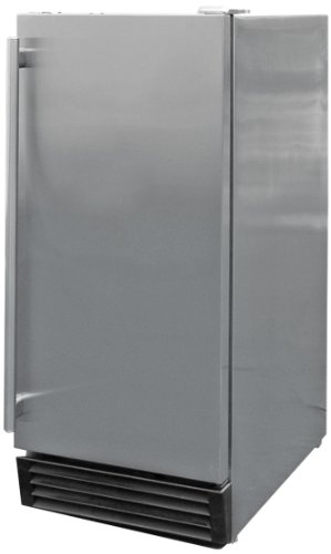 CalFlame BBQ10710-A Outdoor Stainless Steel Refrigerator (Cal Flame Fridge compare prices)