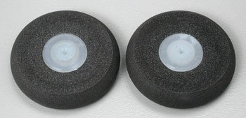 "Du-Bro 125MW 1-1/4"" Mini Lite Wheel (2-Pack) - 1"