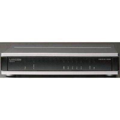 Lancom WLC-4006+ WLAN-Kontroller für 30 Access Points (4x RJ-45-Port, COM-Port, USB)