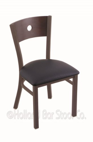 630 Voltaire Chair with Dark Cherry Maple B Back roomble керамический столик табурет istanbul stool dark blue