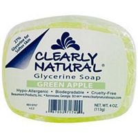 clearly-natural-glycerine-bar-soap-green-apple-4-oz