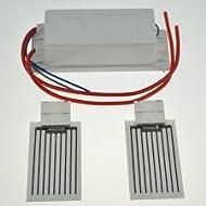 New Ozone Generator 7g 220v/110v/12v +2 PCS 3.5g Ceramic Plate (Ozone Generator Accessory) Ozonator