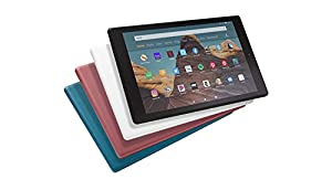 All-New Fire HD 10 Tablet (10.1 1080p full HD display, 32 GB) - White (Color: White)