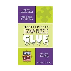 Masterpieces Puzzle Glue 5 Oz