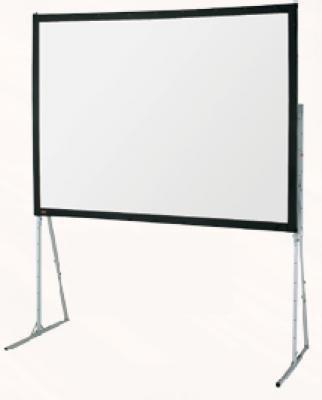 Draper Ultimate Folding Screen Flexible Matt White - projection screen - 120 ...