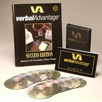 Verbal Advantage - Success Edition - Advanced - Americas #1 Vocabulary Power Program (Elster Verbal Advantage compare prices)