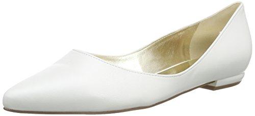 Högl1- 10 0003 - Ballerine Donna , Bianco (Weiß (0300)), 38