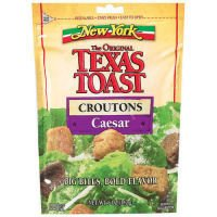 The Original Texas Toast Caesar Croutons 5 oz (070200010666)