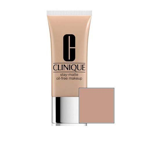 Clinique Stay-matte Oil-free Smooth, Natural-looking Makeup Foundation - Stays Fresh (7 Cream Chamois) by Illuminations