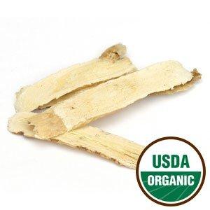 STARWEST BOTANICALS Astragalus Root Sliced Organic