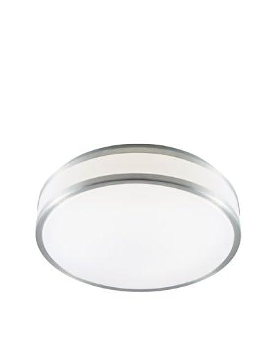 Homemania Plafoniera Ahter Bianco Ø 35 Cm