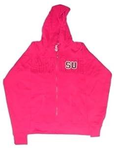 Syracuse Orangemen Ladies Hooded Sweatshirt Champion Pink (S) by Champion