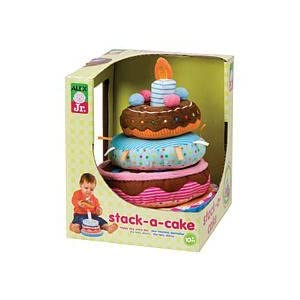 Stack A Cake Toy