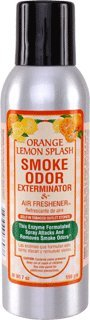 Smoke Odor Exterminator 7 Oz Orange Lemon Splash (Smoke Odor Eliminator Spray compare prices)