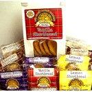 Vegan and Gluten Free Shortbread Gift Basket by Sun Flour Baking Co, Inc.