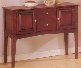 Cheap Wenge Finish Sideboard (B000OFX0QM)