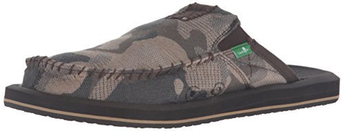 Sanuk Men S You Got My Back II Camo Slip On