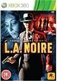 echange, troc L.A. Noire (XBox 360)