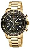 Seiko Solar Alarm Chrono Slide Rule Black Dial Men's watch #SSC008