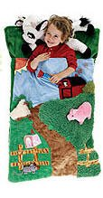 More image Farmland Kids Sleeping Bag