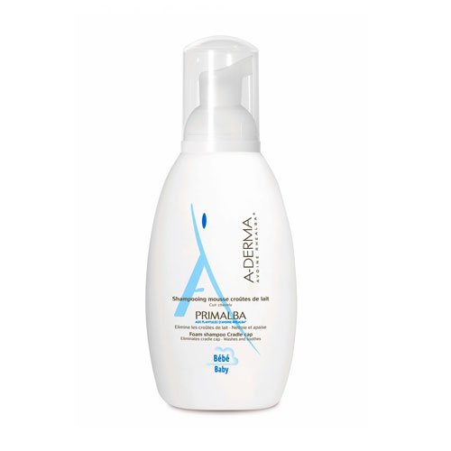A-derma Primalba Foaming Shampoo Cradle Cap 150ml