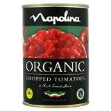 Napolina Organic Chopped Tomatoes 400G