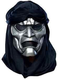 Immortal Mask 300 Persian Empire Guards Fancy Dress Up Adult Costume Accessory (Persian Immortal Costume)