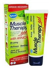 Hylands Muscle Therapy Gel with Arnica, Arnica 3 Oz