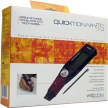 Wizcom Quicktionary Ts Portable Scanning Translator (Wqttssp)
