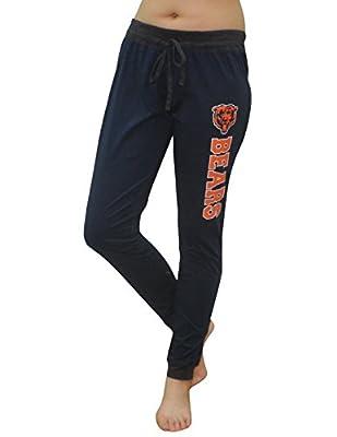 NFL Womens Team Logo Lounge / Yoga Pants - CHICAGO BEARS