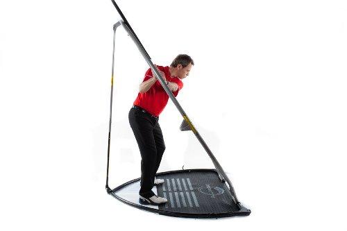golf club swing machine