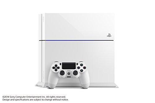 PlayStation4 グレイシャー・ホワイト 500GB  ゲーム画面スクリーンショット4