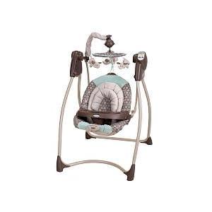 8189c165d Graco Lovin  Hug Plug-In Infant Swing - Capri best seller - Jumpers ...