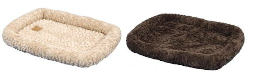 Precision Pet Cozy3000-Choc Snoozzy Cozy Bumper Bed - 3000 - Chocolate front-938773
