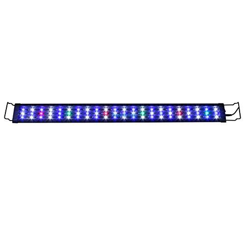 """36""""-48"""" Aquarium LED Light 0.5W Multi-Color Full Spec Plant Marine"""
